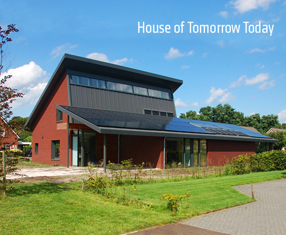 Het House of Tomorrow Today (HoTT)