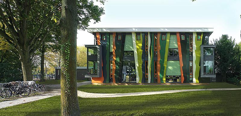 Basisschool Neel - Maasniel - DucoTwin - ventilatiesysteem