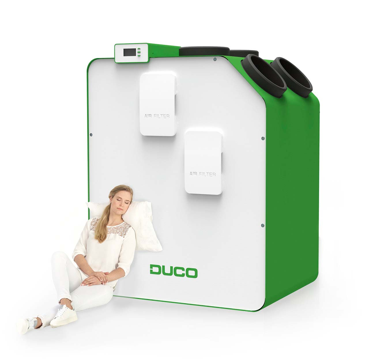 DucoBox Energy - De stilste WTW-unit van Europa