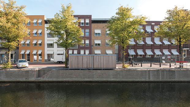 Margaretha Complex, Kampen