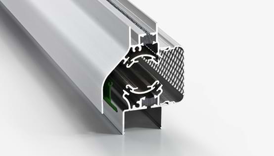 Zelfregelende ventilatieroosters