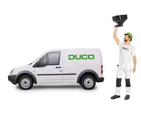 Duco Start-Up Service - Opstart + Inregeling