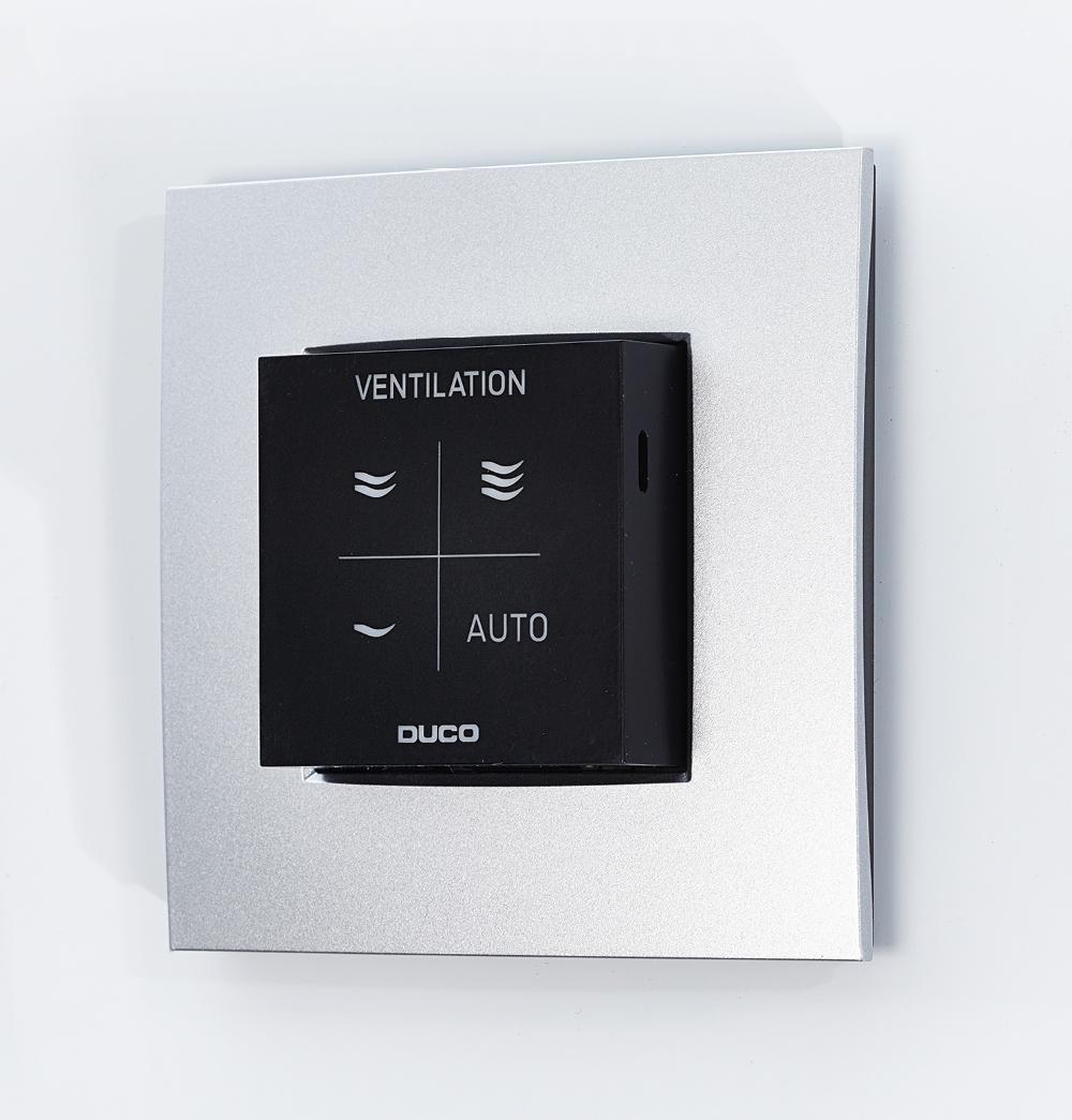 Witte Badkamermeubels ~ Duco CO2 System  Vranken B V VentilatietechniekVranken B V
