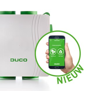 Connect with Duco tijdens BouwBeurs