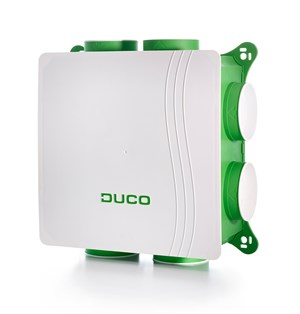 Duco pakt uit met DucoBox Silent all-in-one pakket