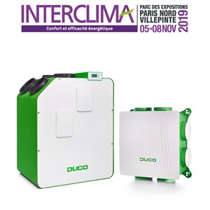Innovation at its best with Duco at Interclima 2019