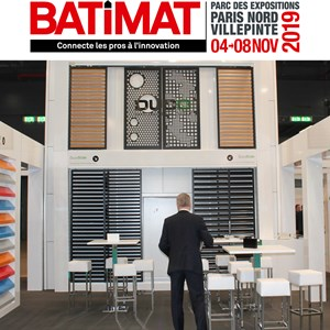 Duco is ready for Batimat 2019 with three comprehensive architectural systems