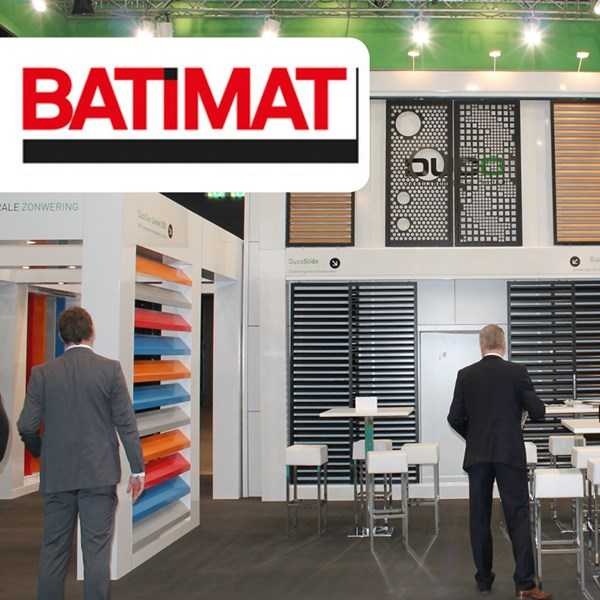 Duco set to launch three architectural total solutions during Batimat