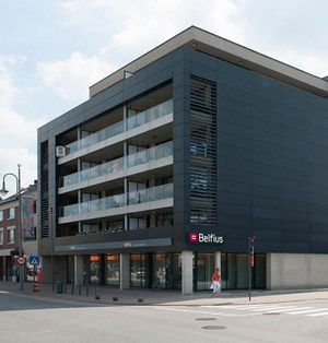 Belfius offices & residences - Genk
