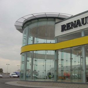 Renault dealer - United Kingdom