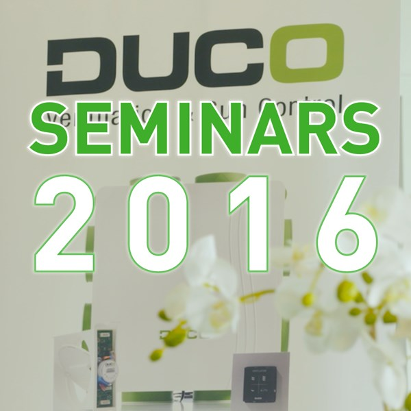 AFTERMOVIE DUCO SEMINARS 2016