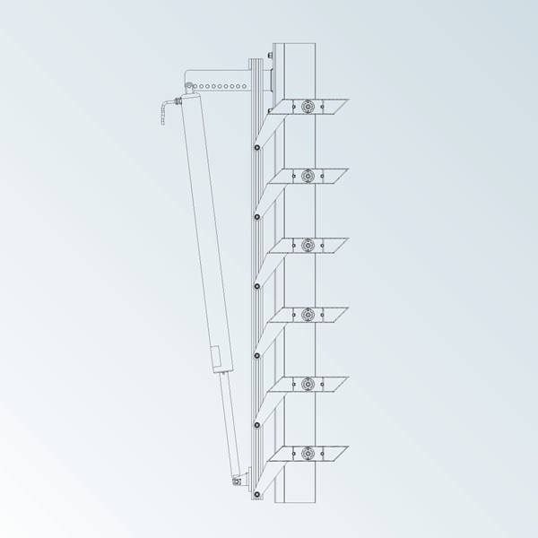 DucoSun Linear Orientable