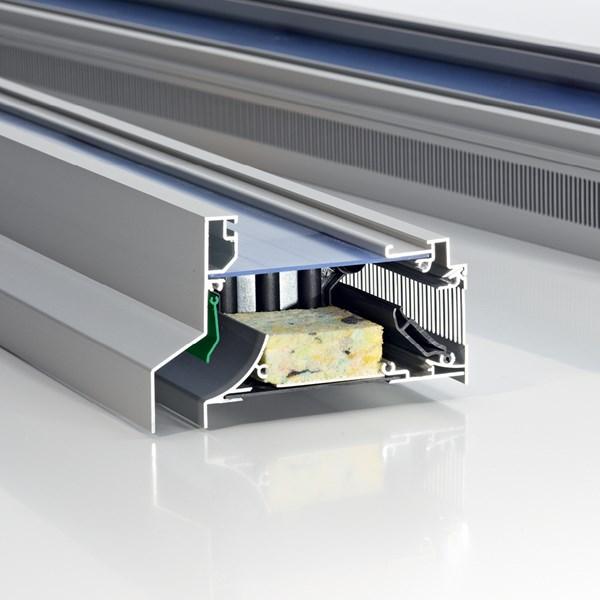 Extreem Standaard ventilatieroosters - Raamventilatie | Duco BO07