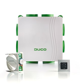 Duco Hygro System 'Confort'