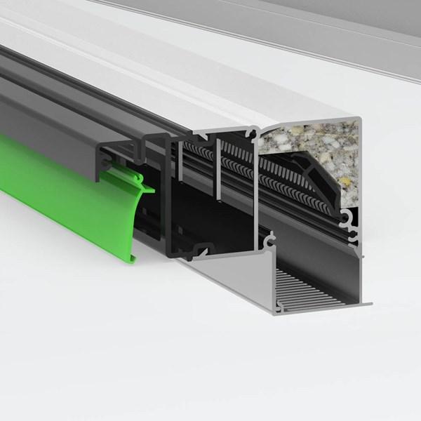 Super Standaard ventilatieroosters - Raamventilatie | Duco SU56